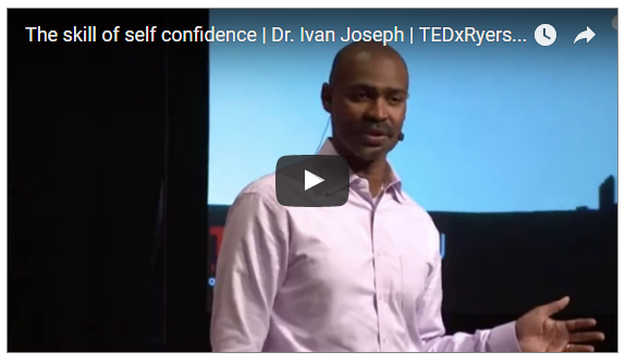 The Skill Of Self Confidence
